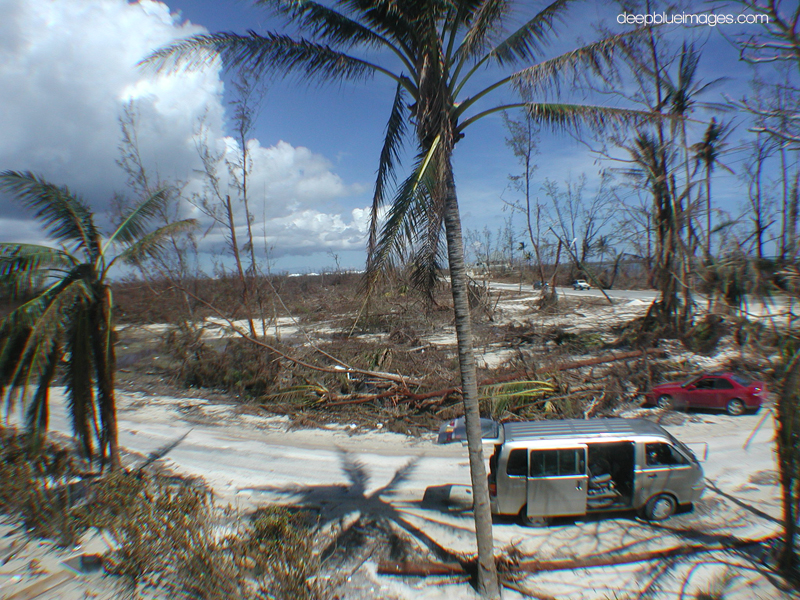 hurricane ivan remembered deep blue images grand