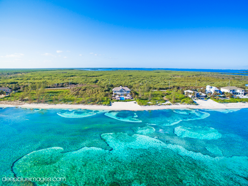 Aerial Drone Photography Deep Blue Images Grand Cayman